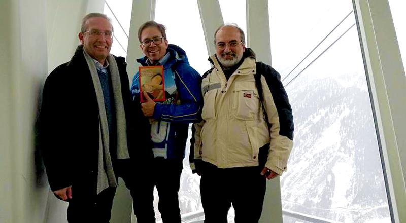 A 3500 metri di altezza per parlare dei diritti delle persone con disabilità in ospedale