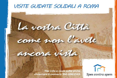 Spes contra Spem alla scoperta di Roma antica