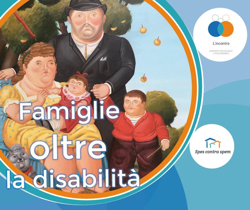 Famiglie oltre la disabilità
