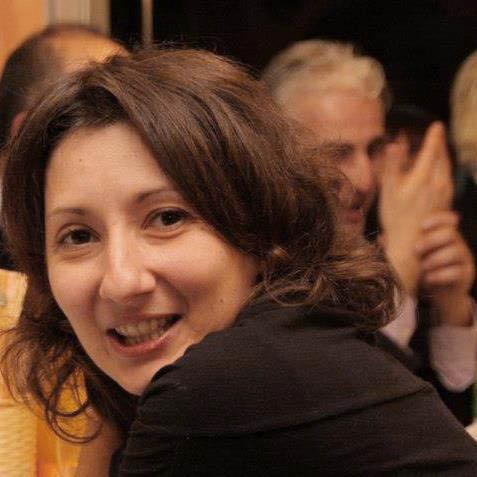 Claudia Loriga - responsabile progetto di volontariato Contaminiamoci