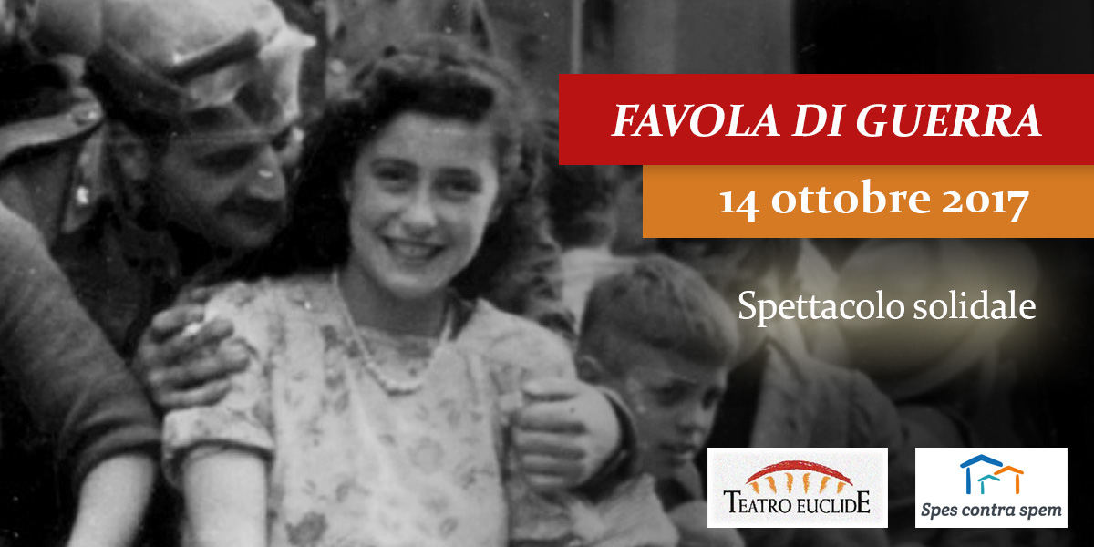 Spettacolo solidale al teatro Euclide - 14 ottobre