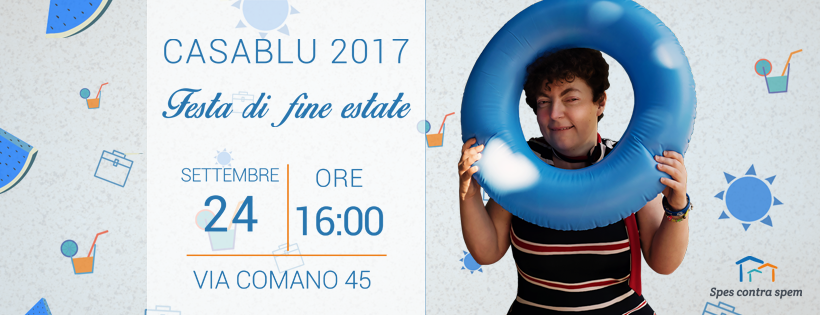 Festa di fine estate a Casablu 2017