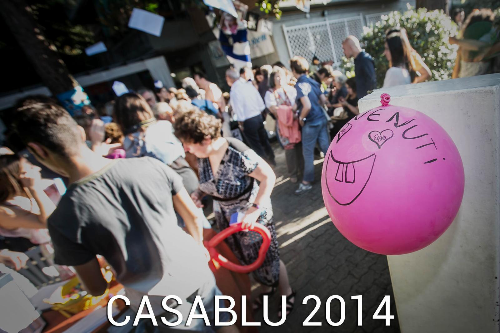 Galleria foto Festa di fine estate a Casablu 2014