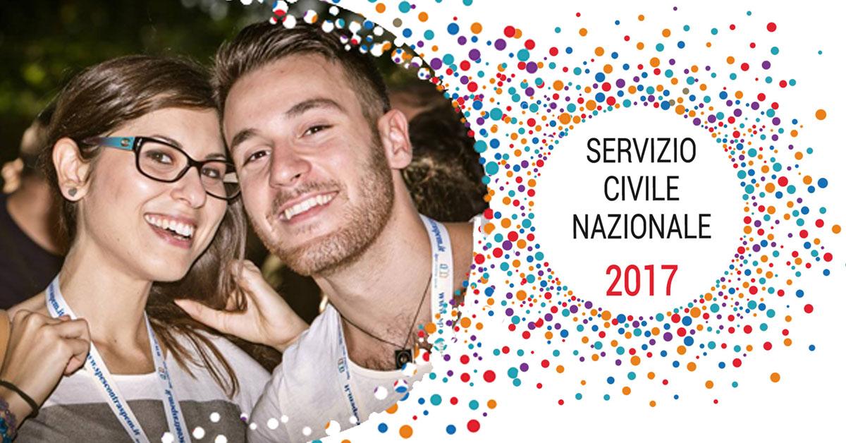 Graduatorie definitive servizio civile 2017
