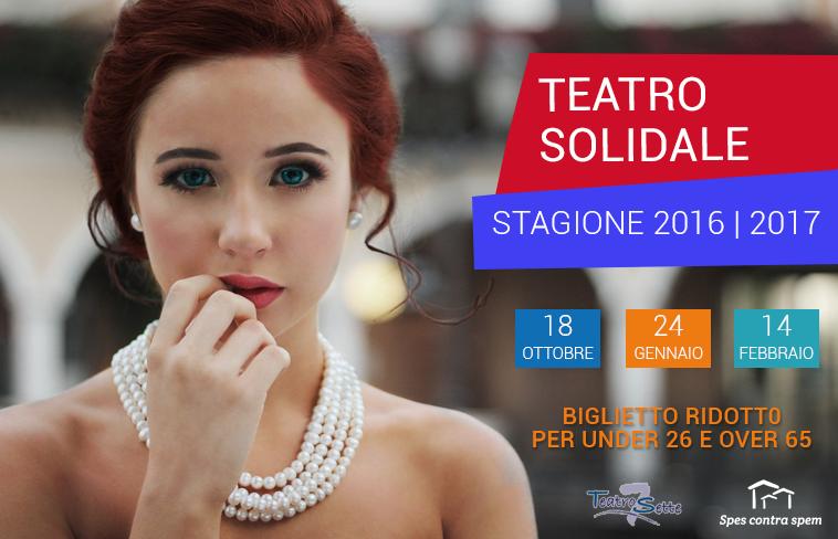 teatro solidale roma stagione 2016 2017
