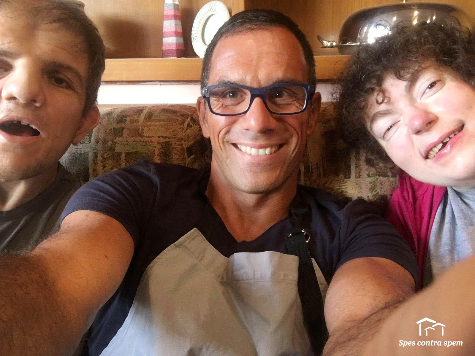 Volontariato-casa-famiglia-persone-con-disabilità-roma