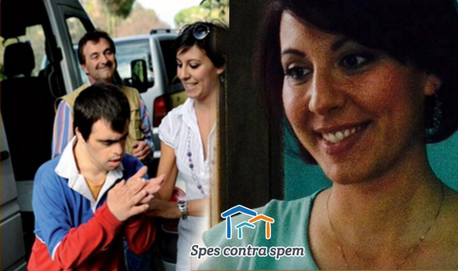 rossella Lqauro a Casablu per servizio civile