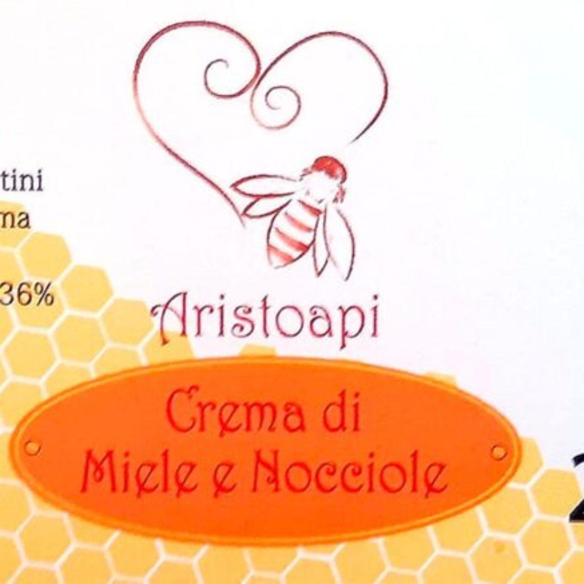 Crema Nocciole e Miele