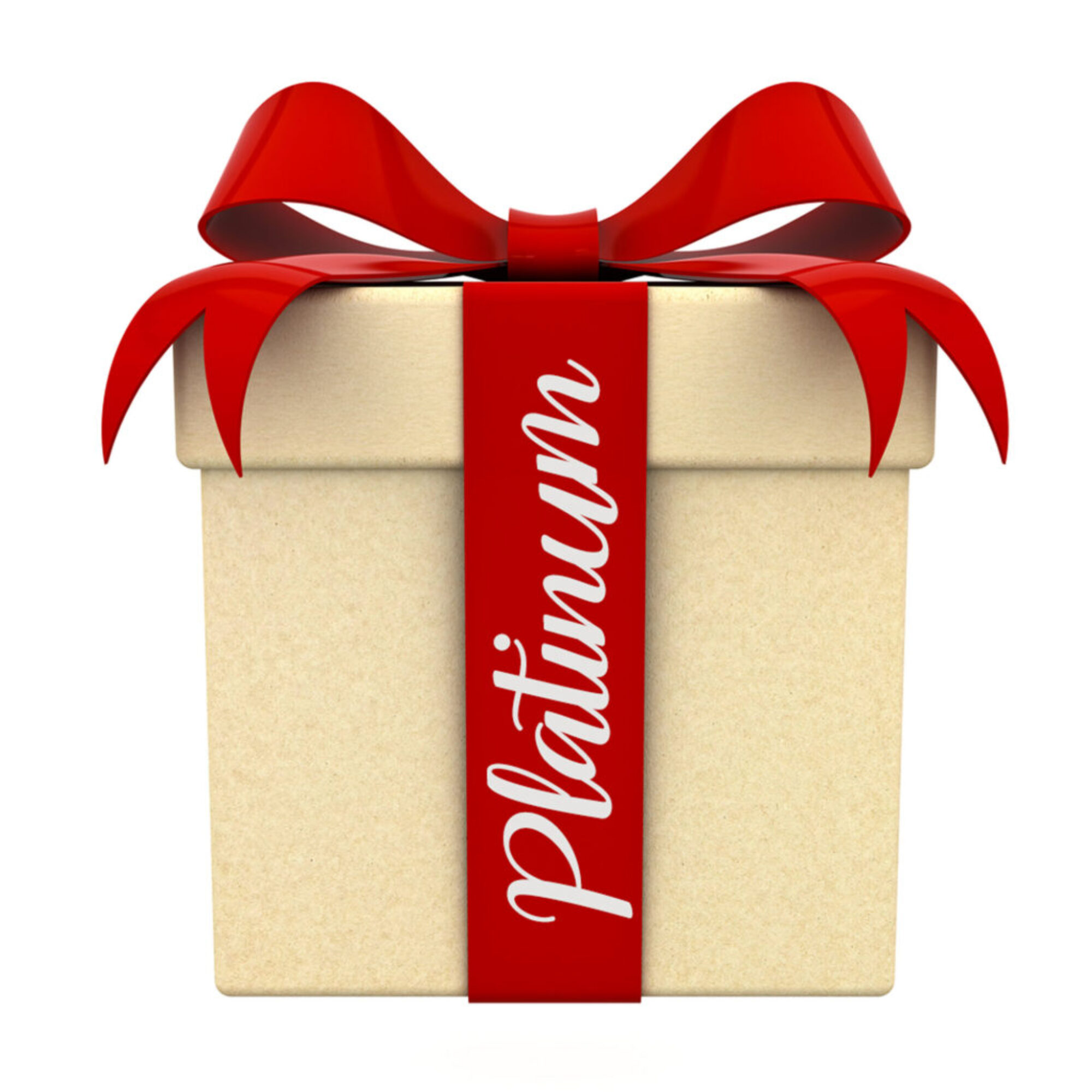 CHRISTMAS BOX PLATINUM