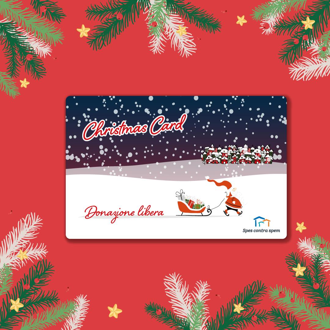 Christmas Card donazione libera