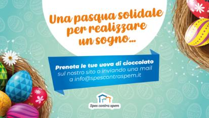Spes contra Spem - Campagna Pasqua 2021 - Cover sito